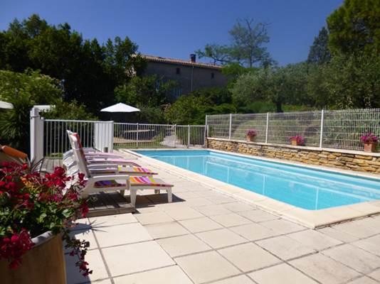 """Chambre d'hôtes """"La Fileuse"""" – CARDET – location Gard"""