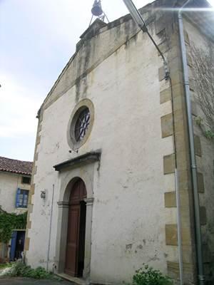 Temple de Lézères - Camarade