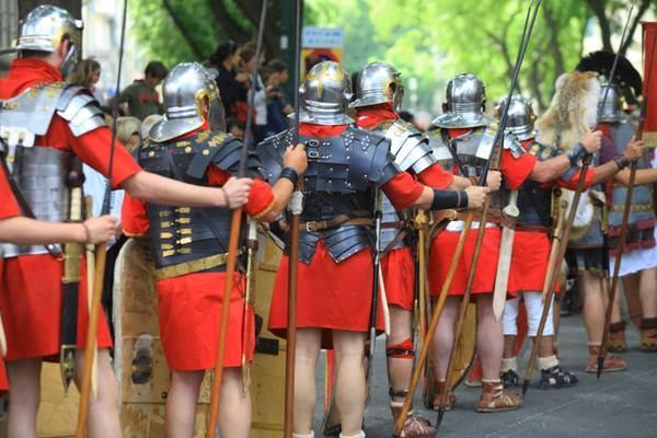 jeux romains 2015