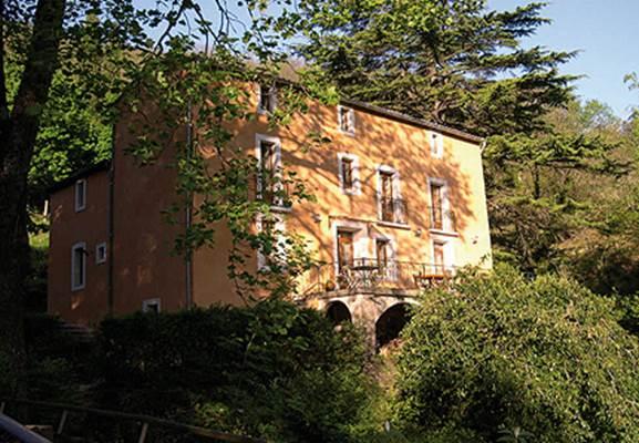 "Chambre d'hôtes ""Mas du Cougnet"" – VALLERAUGUE – location Gard"