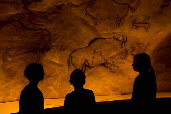 Le Grand Atelier - Parc de la préhistoire - Groupes