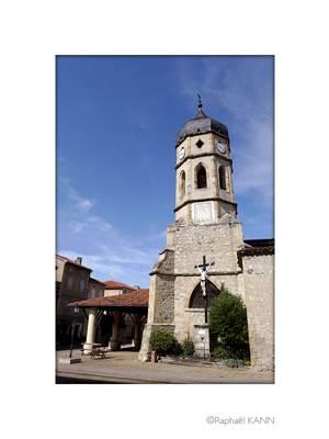 Eglise St-Etienne du Mas d'Azil