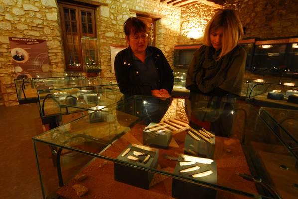 Musée de la Préhistoire Mas-d'Azil