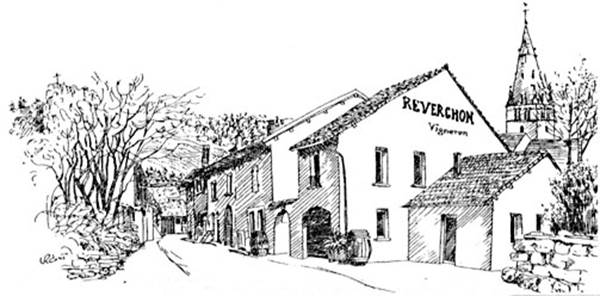 XAVIER REVERCHON