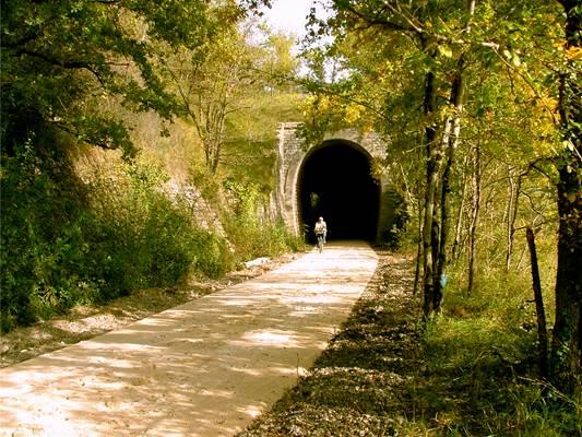 Anciens tunels