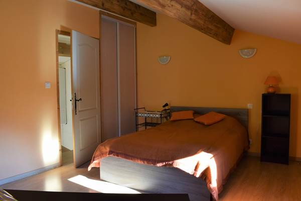 chambre 2 maison 4 pers Foix