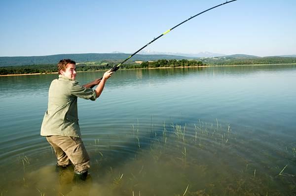 pêche en pays d'olmes