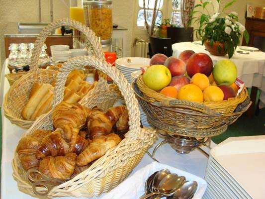 Buffet du Petit-déjeuner - photo non contractuelle