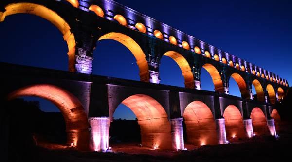Illumination du Pont