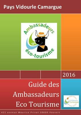 Guide des Ambassadeurs Eco Tourisme