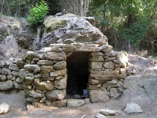 cabane Castagnès-le Mas d'Azil