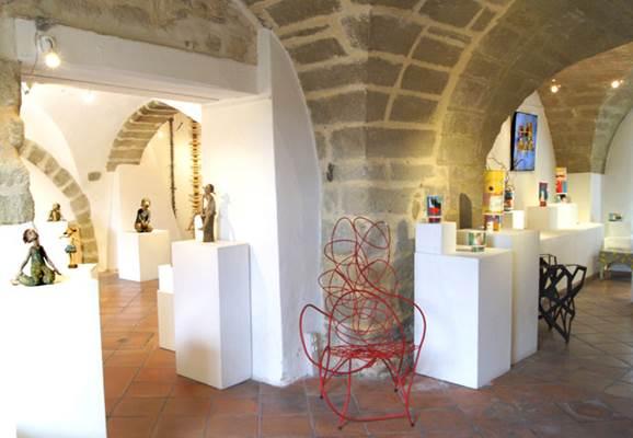 Galerie TERRA VIVA - St Quentin la Poterie