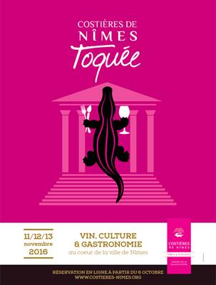 NIMES TOQUEE 2016