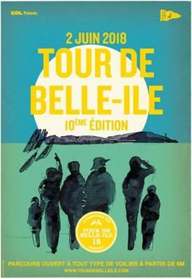 Tour de Belle-Ile 2018