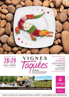 affiche Nîmes Toquées