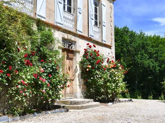 chateau Belespy