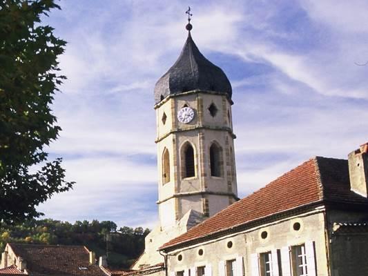 Eglise Mas d'Azil