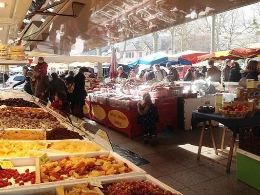 marché de Foix