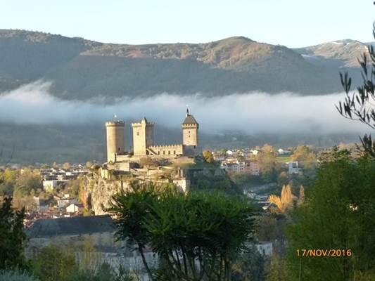 Vue Ferrière château