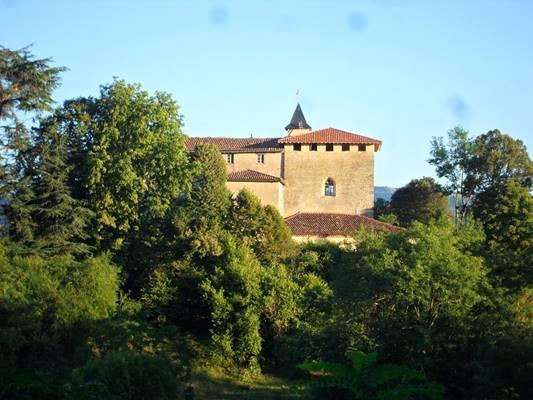château Crampagna