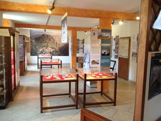 musee archéologique de Montségur