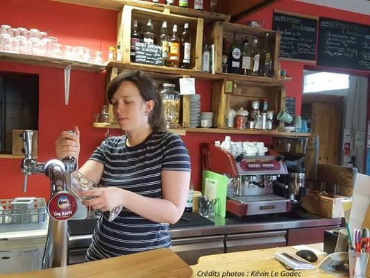 Café la Girouette carla bayle