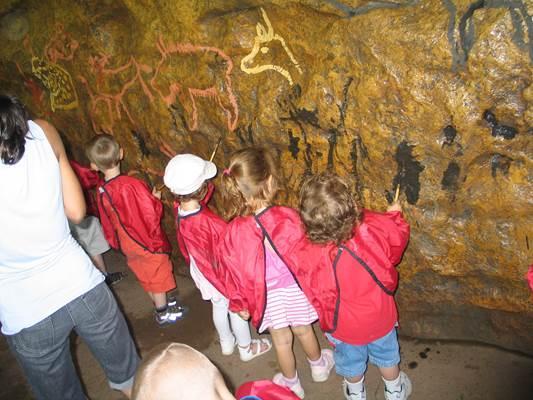 Parc de la préhistoire - Maternelles