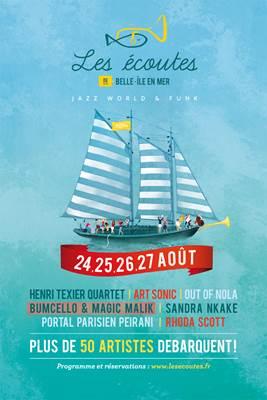 Festival Les écoutes de Belle Ile en Mer