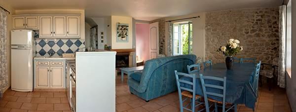 Gîte n°30G12548 – ST JULIEN DE PEYROLAS – location Gard