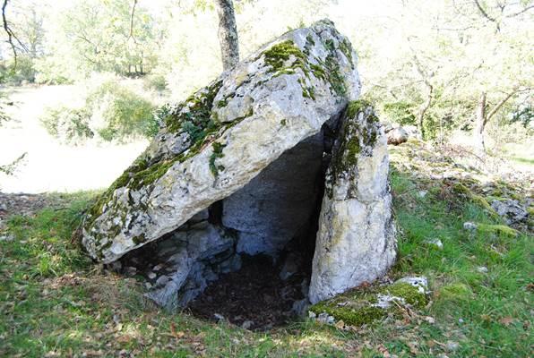 Dolmen du Peyré - SABARAT