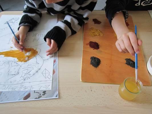 Palais des Évêques - scolaires - Les ateliers pédagogiques