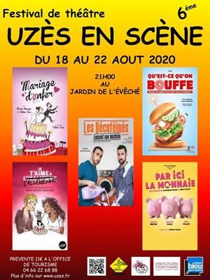 Festival de l'humour et théâtre à Uzès