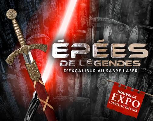 Épées de légende