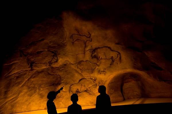 Le Grand Atelier - Parc de la préhistoire - Scolaires et extra-scolaires
