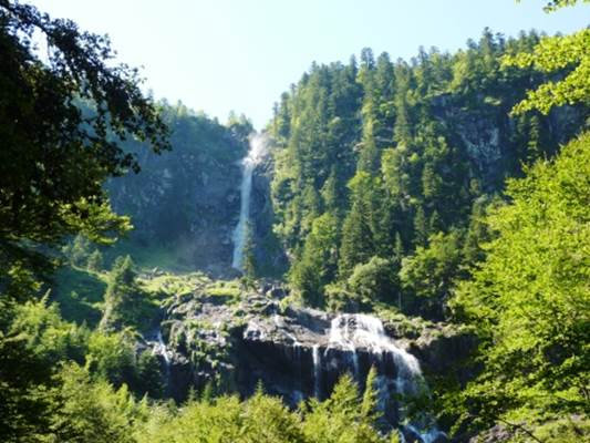 Cascade d'ars - Randonnée Ariège Pyrénées