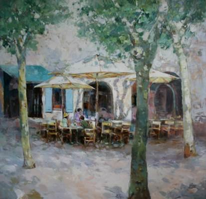 Atelier des artistes uzès exposition Cora