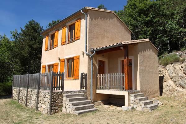 """Gîte """"Maison cévenole Sudceven"""" – ARRIGAS – location Gard"""