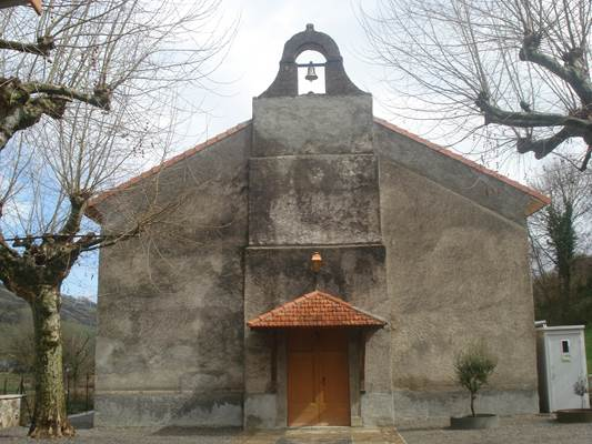 Temple Les bordes-Sur-Arize