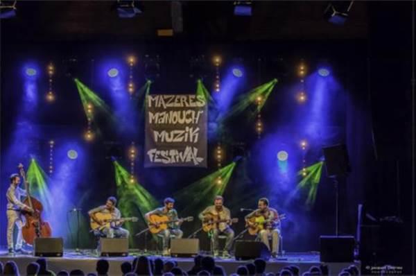 Festival Jazz Manouch' à Mazères