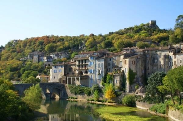 Sauve, village remarquable