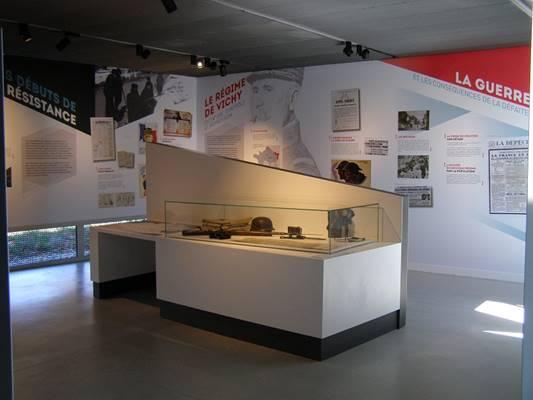 Centre d'histoire Résitance et déportation en Ariège
