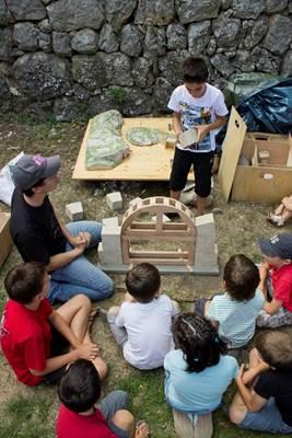 Château de Foix - scolaires - Ateliers pédagogiques
