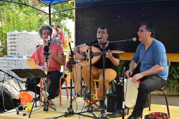 Soirées musicales - Dîner concert - Caravane culturelle syrienne Bambouseraie