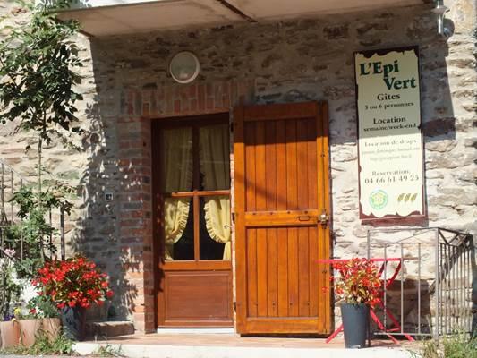 Gîte n°30G13011 – LE CHAMBON – location Gard