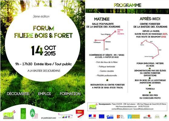 """Concours photo """"Univers Bois et Forêt"""""""