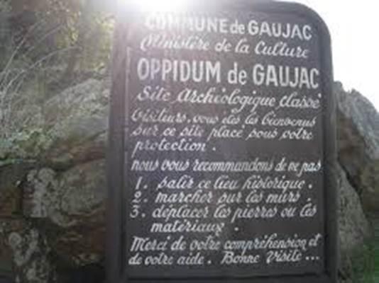 Oppidum de Gaujac