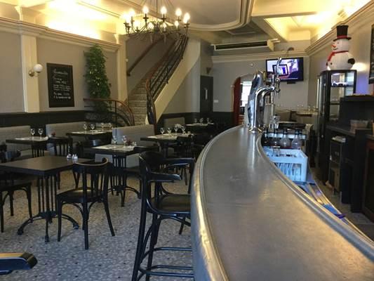 Restaurant brasserie le théâtre
