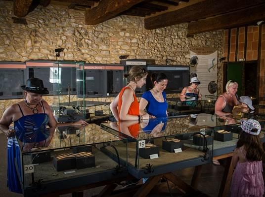 Musée de la Préhistoire Mas d'Azil