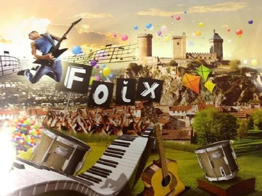 Fête de la Musique Foix 2016