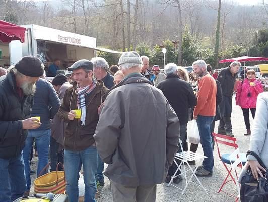 marché Brassac